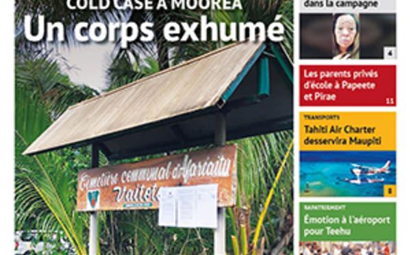 TAHITI INFOS N°1674 du 18 juin 2020