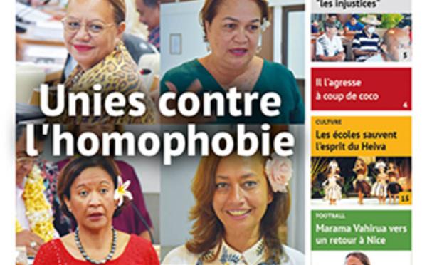 TAHITI INFOS N°1675 du 19 juin 2020