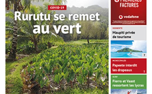 TAHITI INFOS N°1678 du 24 juin 2020