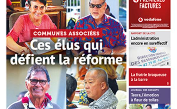 TAHITI INFOS N°1687 du 08 juillet 2020