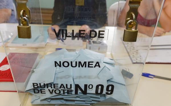"""Référendum en N-Calédonie: un parti de centre droit prône une campagne """"ouverte et respectueuse"""""""