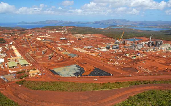N-Calédonie: Vale prolonge ses discussions avec un groupe australien pour vendre son usine de nickel