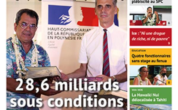 TAHITI INFOS N°1706 du 05 août 2020
