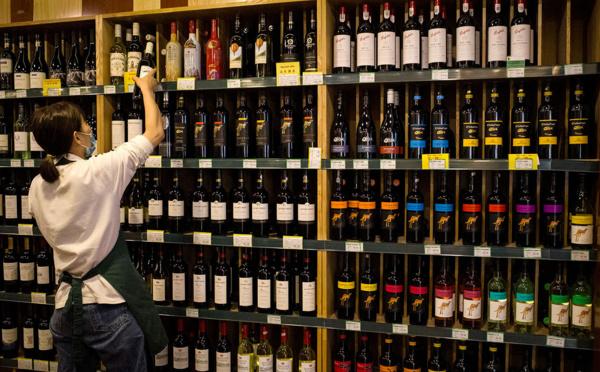 Le vin, nouvelle cible de la brouille Chine-Australie