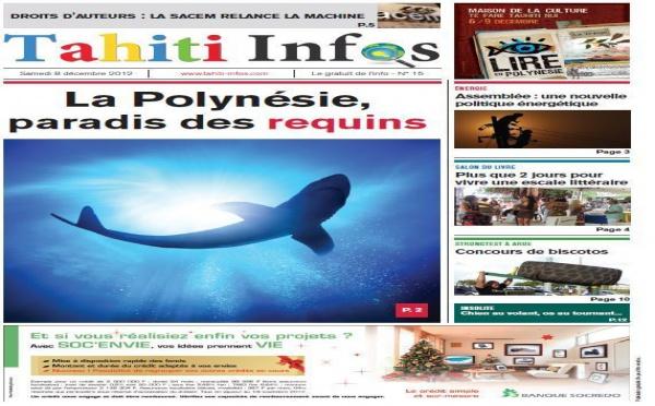 TAHINI INFOS N° 15 du 8 décembre 2012