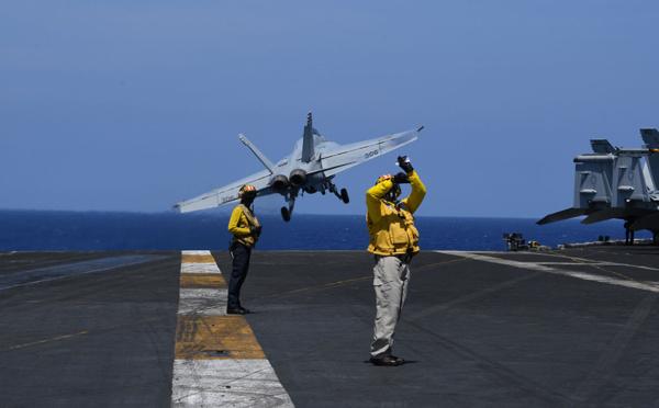 Washington envoie des patrouilleurs des garde-côtes dans le Pacifique