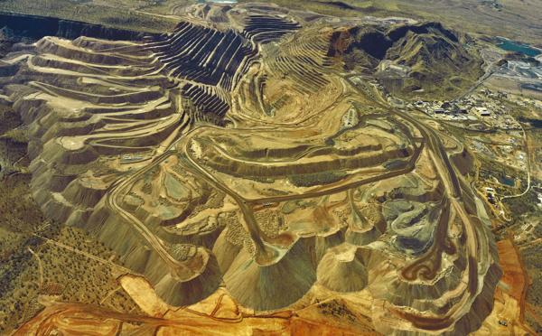 Australie: la plus grande mine de diamants roses ferme ses portes