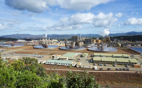 Calédonie-nickel: l'usine de Vale cible de blocages et de dégradations