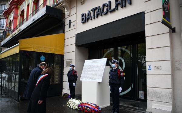 Cinq ans après le 13-Novembre, série d'hommages sur fond de menace terroriste maximale