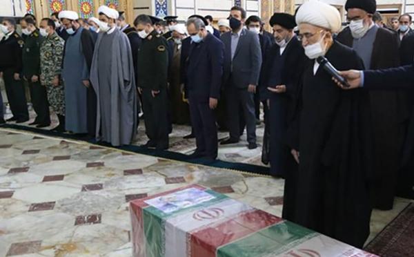 """Scientifiqué tué: l'Iran évoque une opération """"complexe"""", accuse le Mossad"""