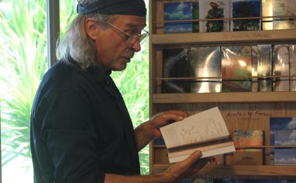 Titouan Lamazou lance une collection de produits dérivés