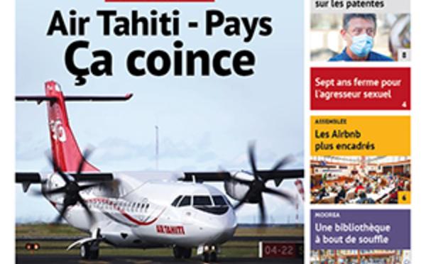 TAHITI INFOS N°1800 du 16 décembre 2020
