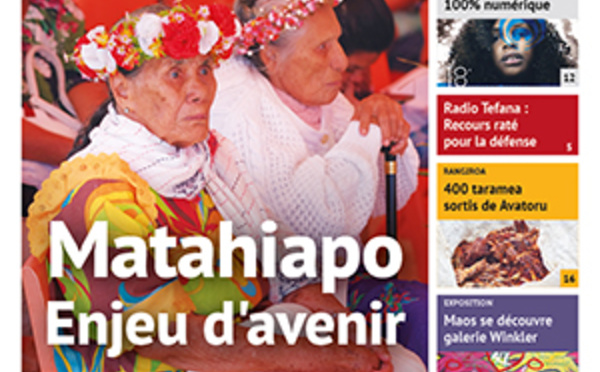 TAHITI INFOS N°1803 du 21 décembre 2020