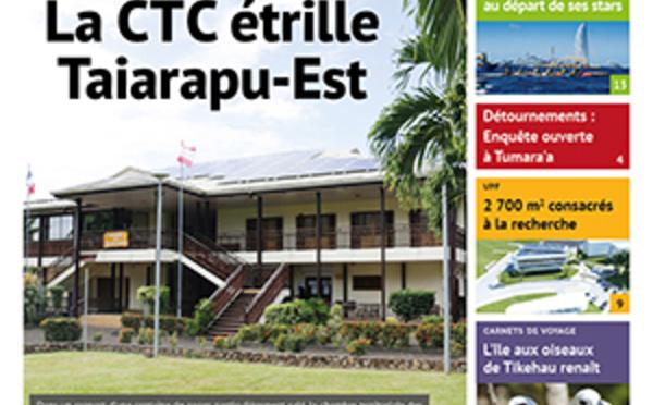 TAHITI INFOS N°1830 du 29 janvier 2021