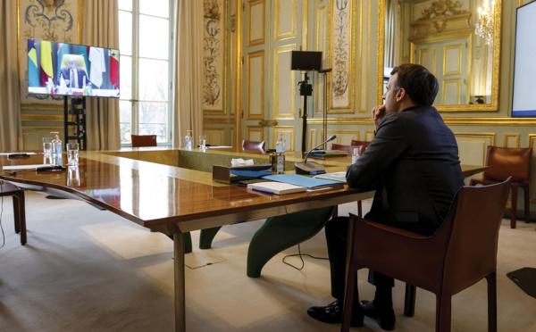 Lutte antijihadiste: cinq pays du Sahel et la France en sommet