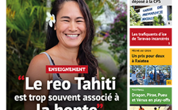 TAHITI INFOS N°1865 du 22 mars 2021