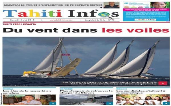 TAHITI INFOS N° 70 du 11 mai 2013