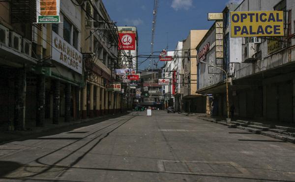 Nouveau confinement aux Philippines face à la flambée de Covid-19