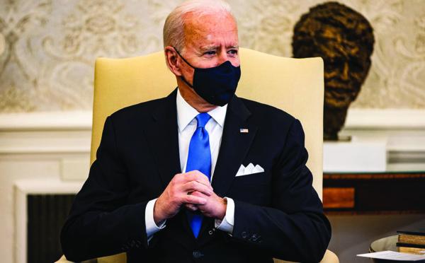 Biden avance sur les infrastructures et revendique une présidence audacieuse