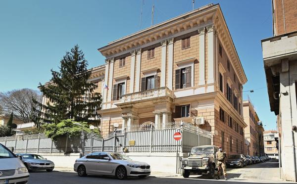 L'Italie expulse deux fonctionnaires russes pour espionnage
