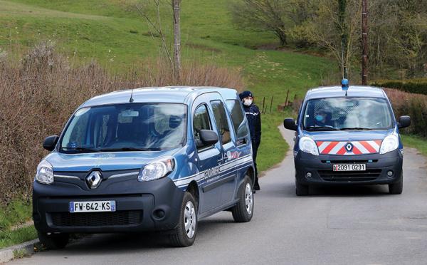 Une femme morte brûlée vive par son compagnon à Mérignac