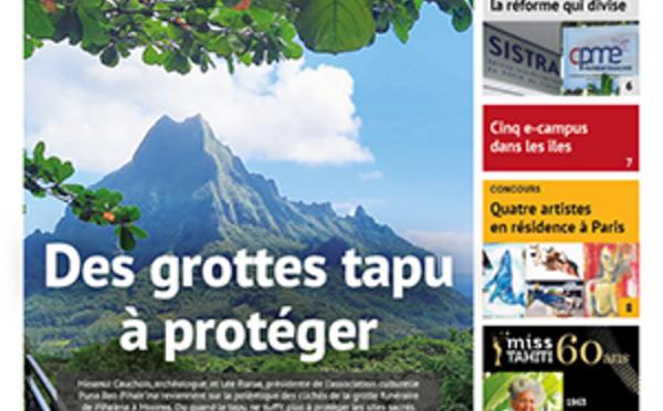 TAHITI INFOS N°1895 du 05 mai 2021
