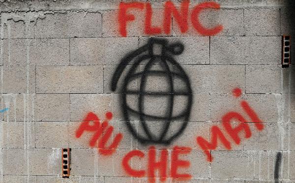 """Corse: un nouveau groupe armé baptisé """"FLNC Magjhu 21"""" annonce sa création"""