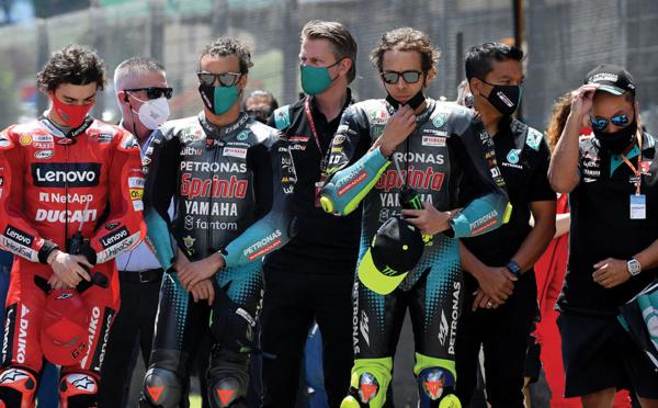 Moto: le GP d'Italie dédié au Suisse Jason Dupasquier, mort en piste à 19 ans