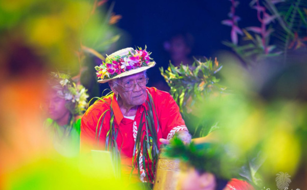 Le 'ori tahiti pleure la disparition de Papi Teupoo
