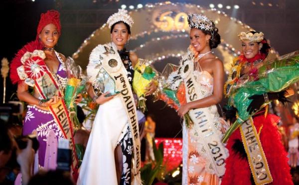 Poehere Wilson, Miss Tahiti 2010