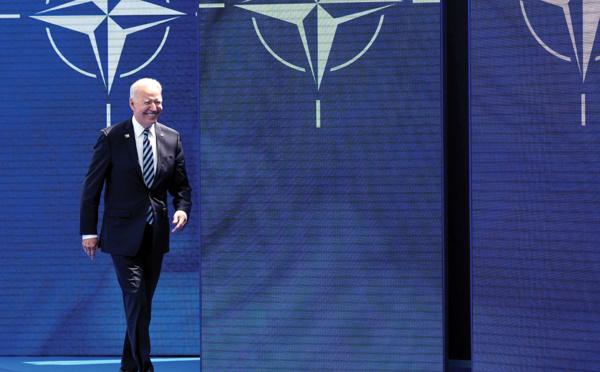 """L'Otan serre les rangs pour affronter """"les nouveaux défis"""" face à Moscou et Pékin"""