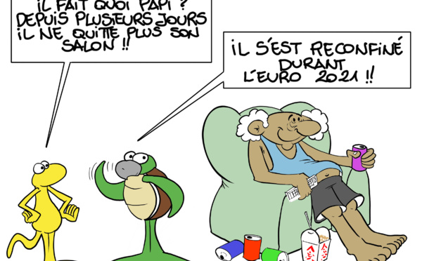 """""""Euro-21"""", par Munoz"""