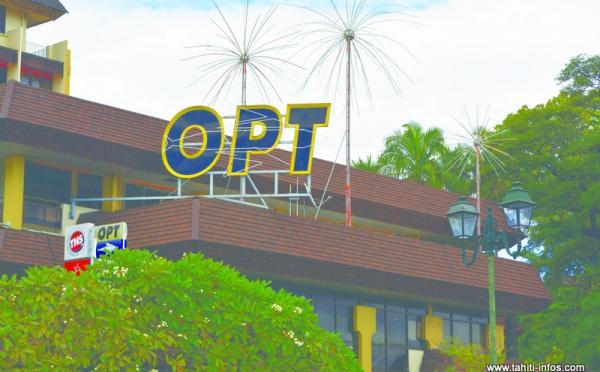 L'OPT rêve de sa Banque Postale