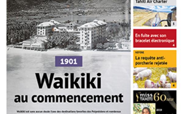 TAHITI INFOS N°1930 du 25 juin 2021