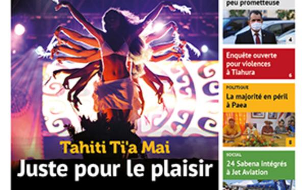 TAHITI INFOS N°1933 du 1er juillet 2021