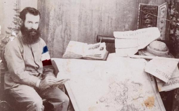 1897 : Henri Gilbert, le marcheur fou de l'outback
