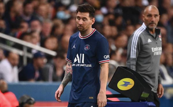 L1: le PSG toujours souverain, Marseille nouveau dauphin