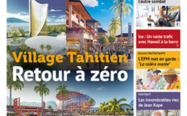 TAHITI INFOS N°1992 du 23 septembre 2021