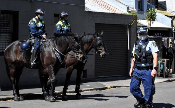"""Covid-19: Sydney dévoile son """"plan pour la liberté"""" grâce à une baisse du nombre de cas"""