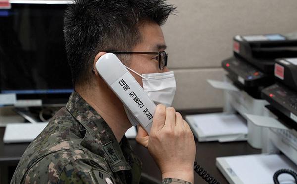 Les Corées du Nord et du Sud rétablissent leurs canaux de communication