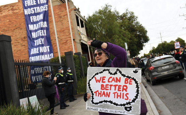 La Papouasie n'accueillera plus les migrants refoulés d'Australie