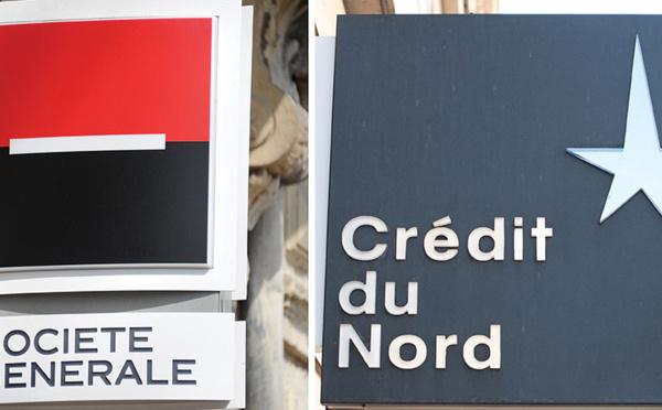 La fusion Société Générale et Crédit du Nord débutera en 2023, 3.700 suppressions de postes