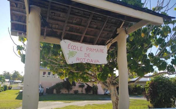 Covid-19 : Fakarava ferme son école