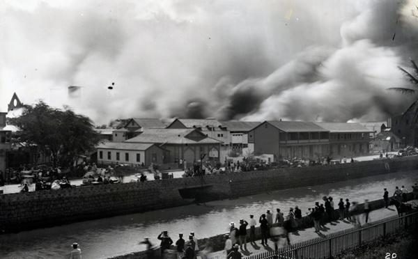 1900 : La peste et le feu à Honolulu