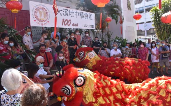 L'Association philanthropique chinoise fête ses 100 ans