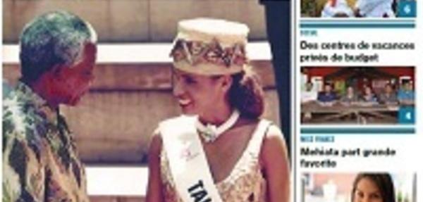 TAHITI INFOS, le journal du 6 décembre 2013