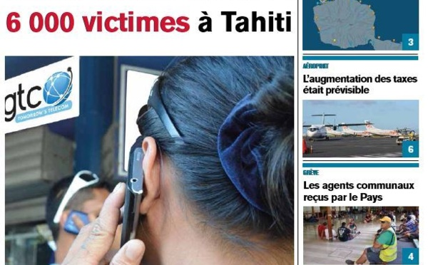 TAHITI INFOS N°157 du 21 mars