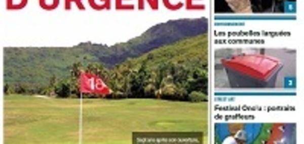 TAHITI INFOS N°164 du 9 avril 2014