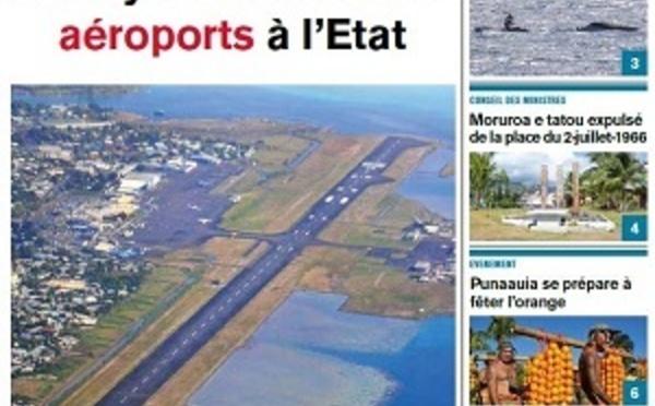 TAHITI INFOS N°199 du 12 juin 2014