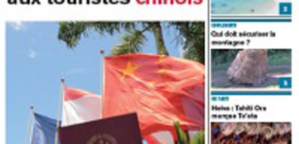 TAHITI INFOS N° 214 du 8 juillet 2014